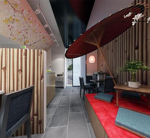 光柏士灯光改造案例丨友屋日式餐厅店