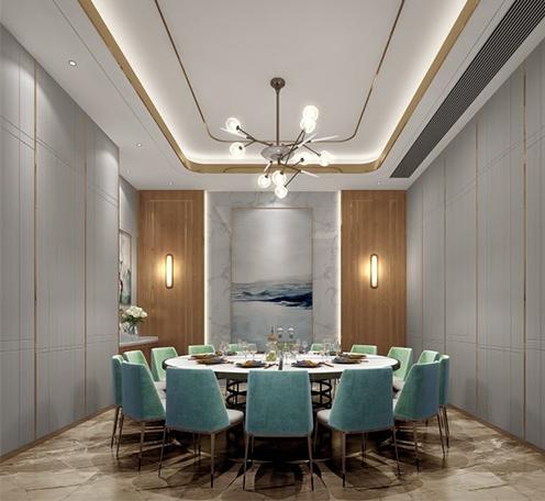 光柏士灯光设计案例丨天天渔港海鲜餐厅