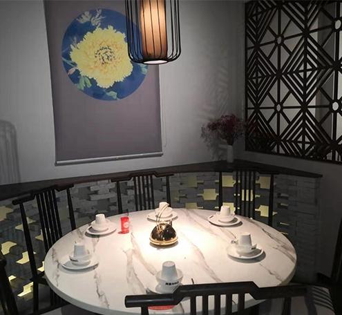 光柏士灯光设计案例丨广州阿强酸菜鱼