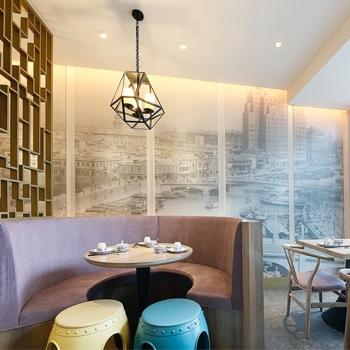 上海特色餐厅--新天地餐厅