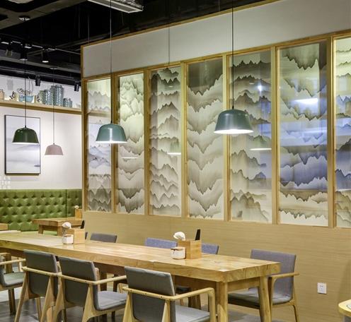 日式餐厅灯光如何设计