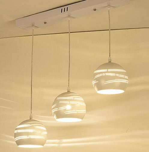 三头餐厅吊灯