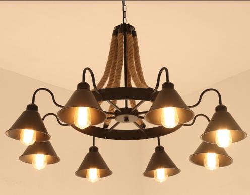 创意复古餐厅灯具