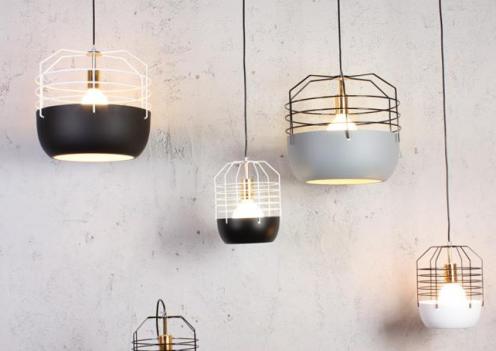 北欧艺术餐厅小吊灯