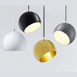 北欧创意可旋转餐厅吊灯