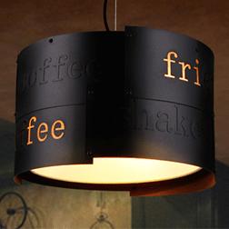 铁艺复古餐厅灯