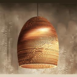 创意编织餐厅吊灯