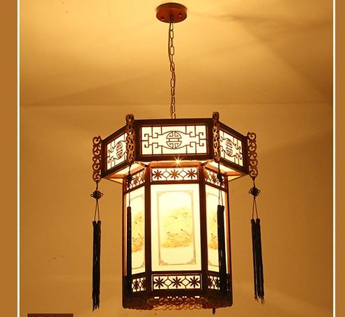 中国风古典吊灯