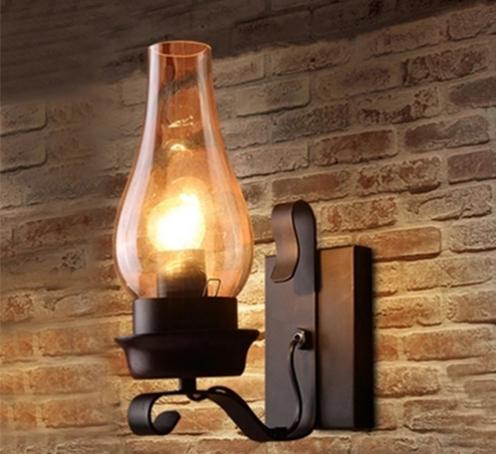 铁艺过道壁灯