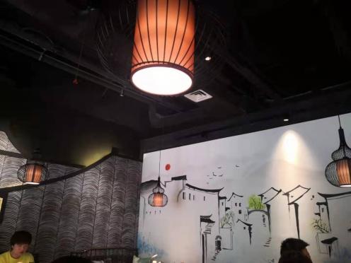 餐厅灯具吊灯