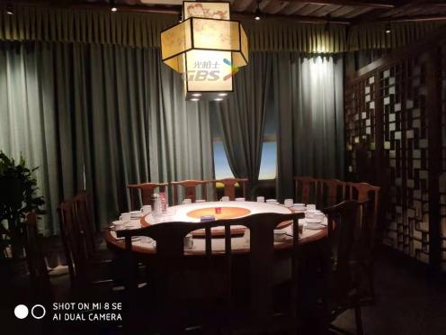 餐厅的灯光设计