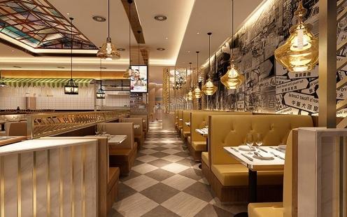 餐厅怎么装饰装修好看又实用?