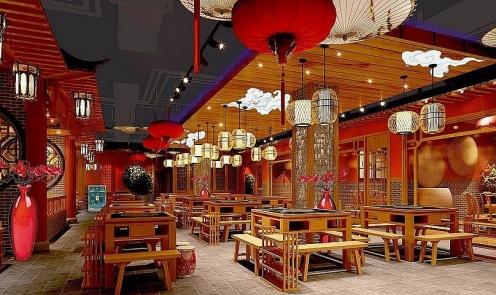 重庆餐厅怎样做照明设计?