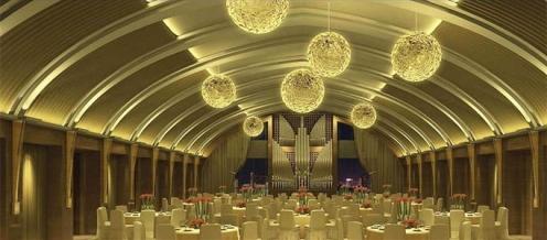 宴会厅灯饰怎么选择布置呢?