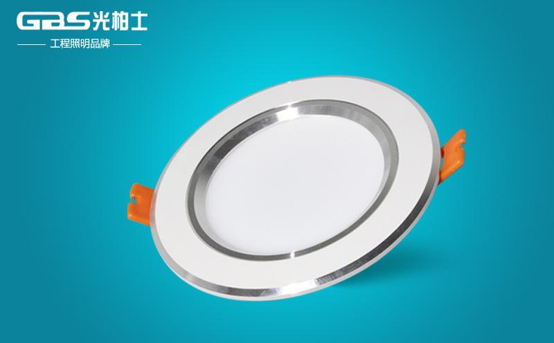 大腕眼中的高品质LED筒灯你知道怎么来的吗?