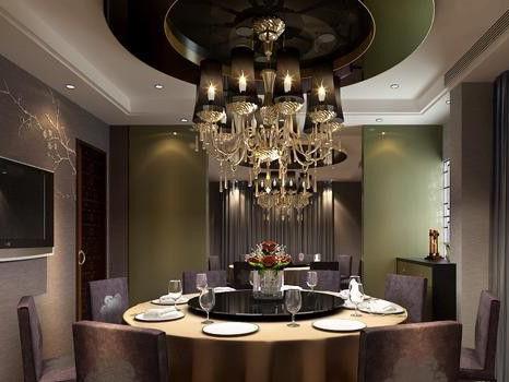 餐厅灯光设计:如何让门面灯光更加吸引消费者?