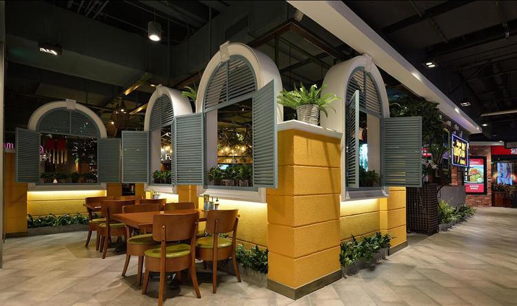 """餐饮照明情景橱窗设计--灯光与色彩的""""潜规则"""""""