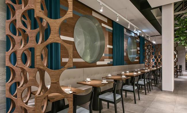 餐厅照明灯光设计的人性化合理化设计--餐饮店灯光灯具应用篇