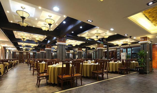 中式餐厅餐饮灯光照明设计要点