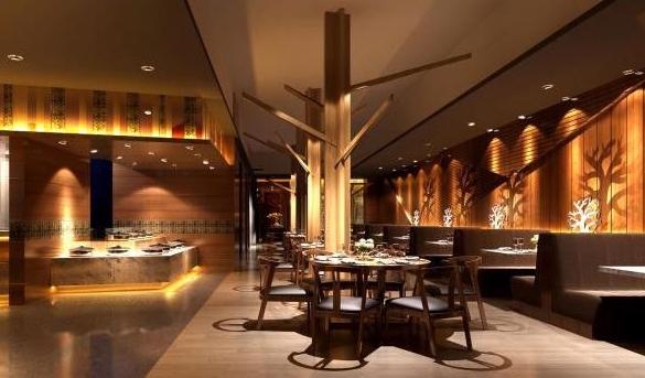 餐厅灯光设计怎么装修更舒适?这7个小设计让你轻松就餐