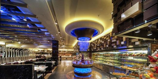 最好的酒店灯光设计--酒店餐饮灯光照明设计的六个诀窍