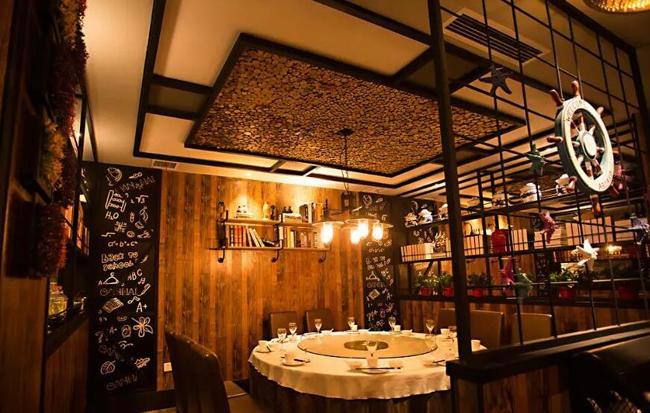 餐厅照明灯光设计的人性化合理化设计