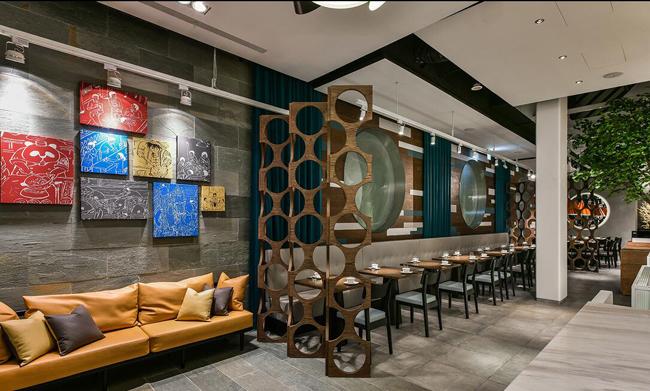 餐厅照明灯光设计设置在餐饮连锁店实践中的应用