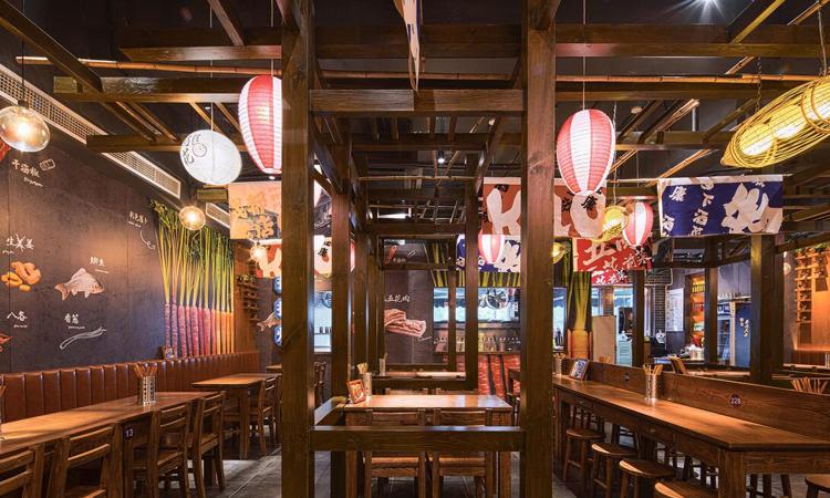 餐饮连锁店灯光布置与灯具选择的注意要点