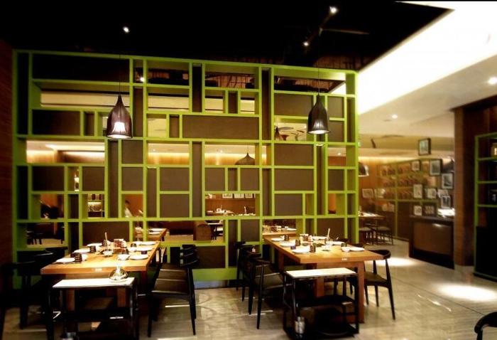 如何利用灯光增加餐厅情景气氛--餐厅灯光设计