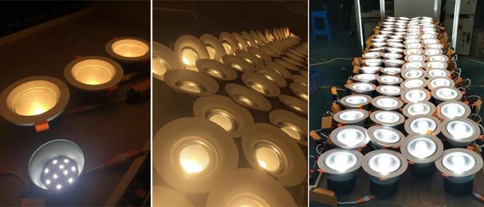 科普---商业照明灯具分类