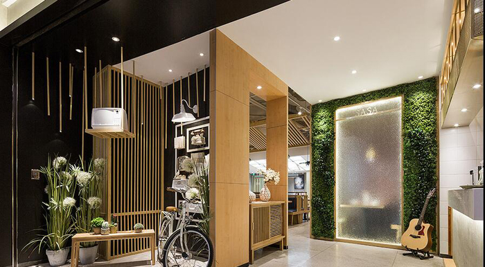 餐饮店如何利用灯光打造出来的良好的视觉营销,来达到逆市开店?