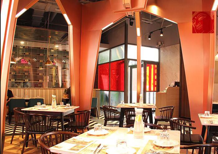 连锁餐饮店需要怎样的灯光、光色