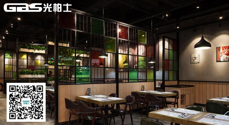 餐厅灯具应用-餐厅不赚钱?是因为灯光用的不好