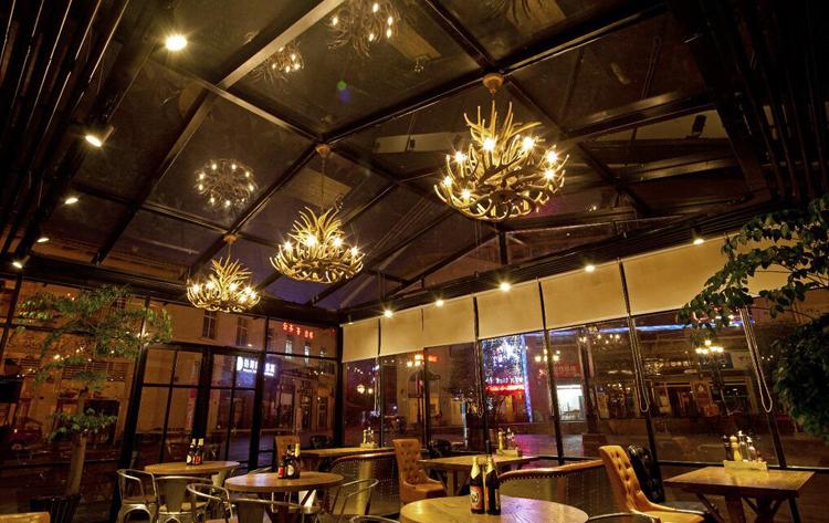 餐厅室内设计之灯光设计