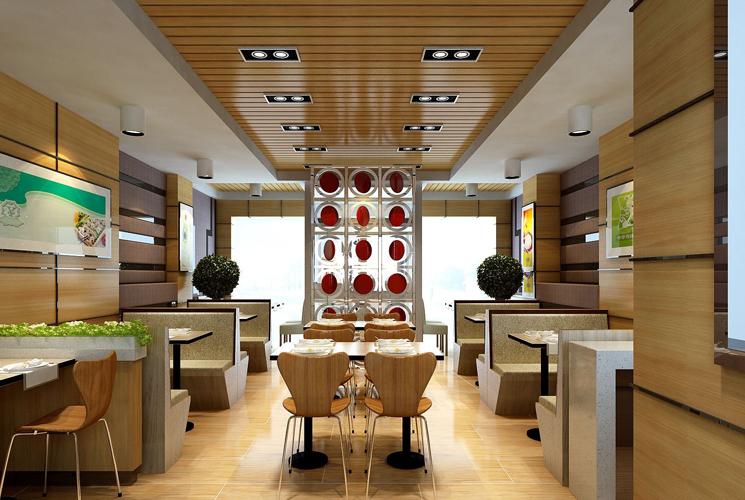 餐厅照明设计如何突破传统