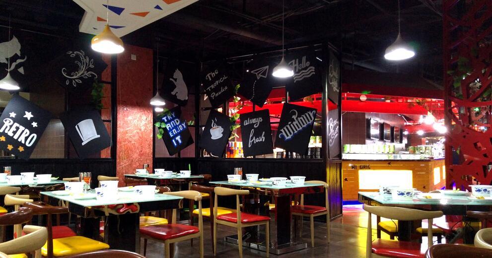 餐厅照明设计要当重视灯光的重要性