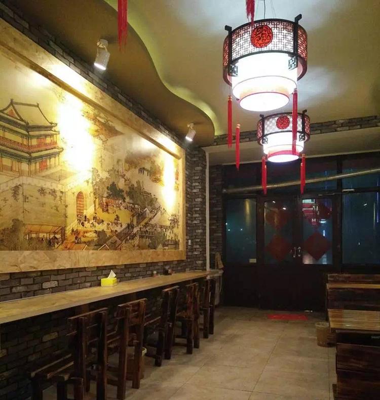 看看好的餐厅灯光是怎么撩了眼后,还撩你的胃的?