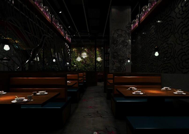 餐厅灯光无所谓?如果说直接影响顾客的食欲和进店率,你还会忽视吗?