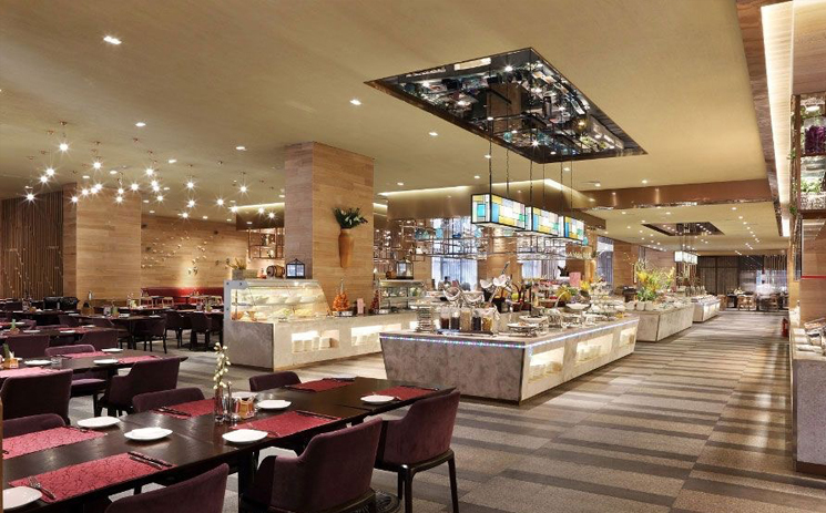 餐饮照明灯具在餐厅各个环境的运用
