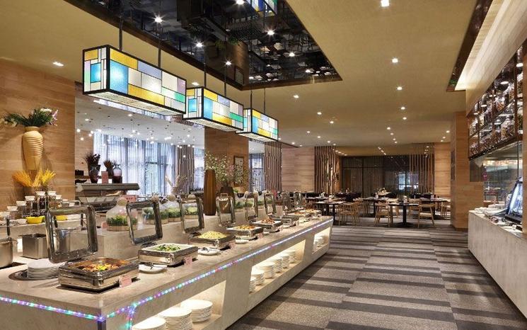 餐饮照明灯具增加整体空间光环境的层次感