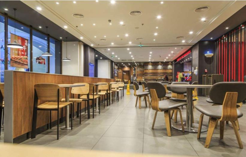 餐厅灯光视觉营销的策略