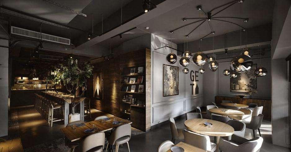 云联惠餐厅射灯