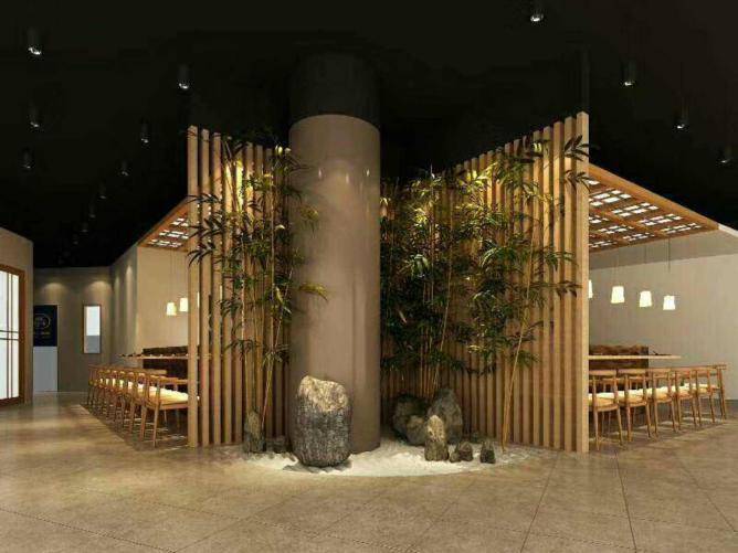 日式料理餐厅灯光设计攻略