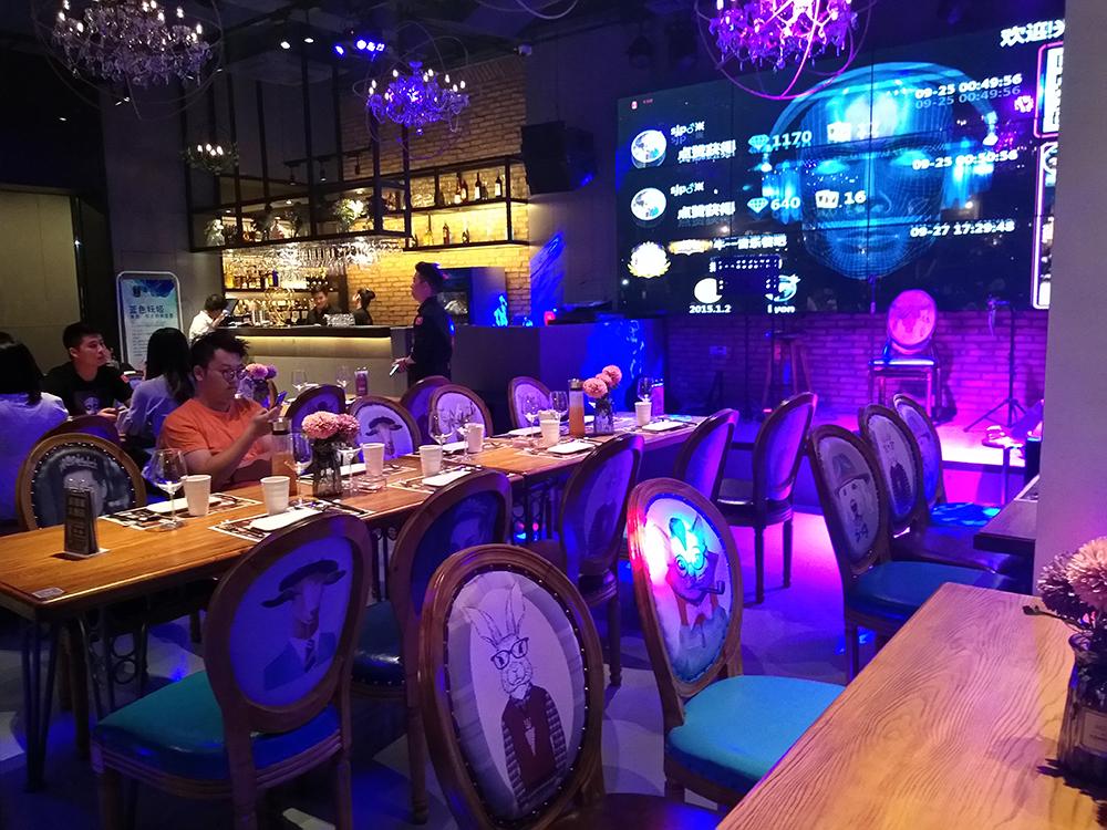 主题餐厅设计包含哪几部分呢?