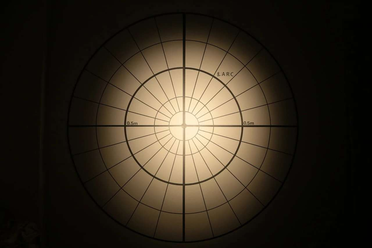 在餐饮照明设计中,光束角有什么作用?
