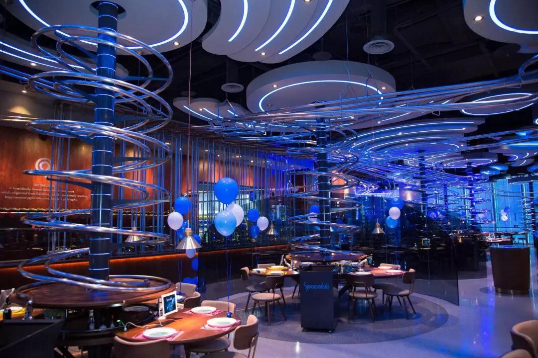 在餐饮设计中,光束角有什么作用?