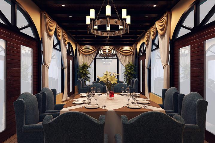 西餐厅灯光,你设计对了吗