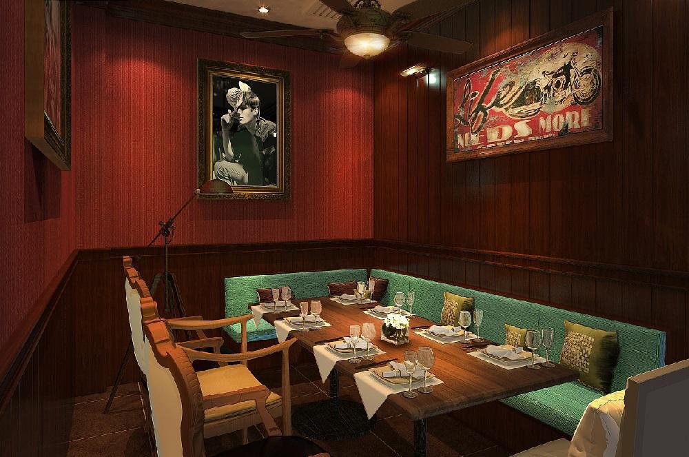 灯光对西餐厅设计来说重要吗?