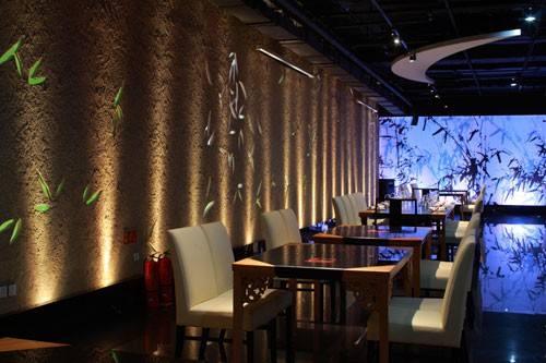 浅谈餐厅灯光设计经验