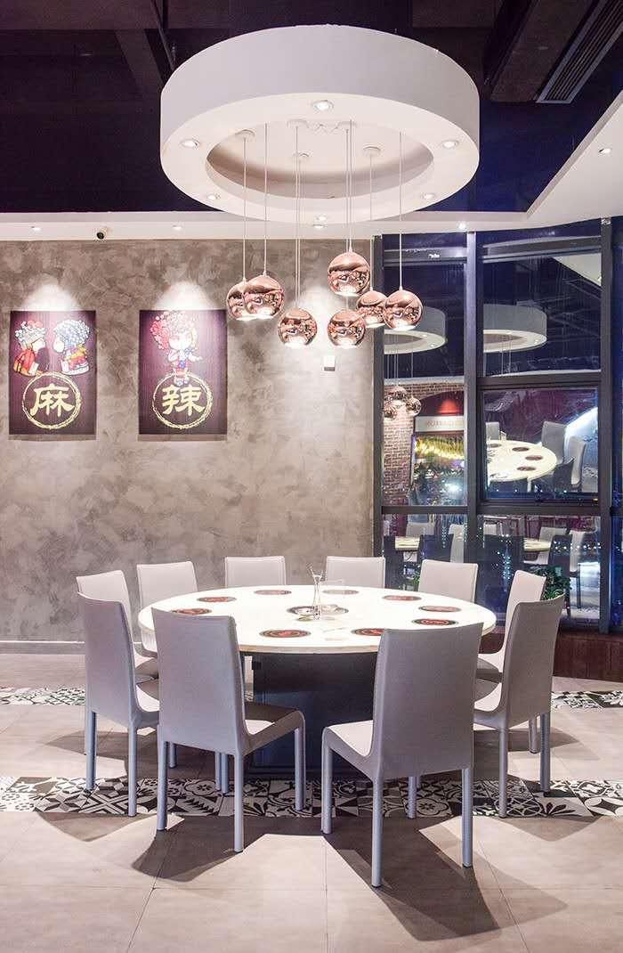 总结2019流行的餐厅设计风格